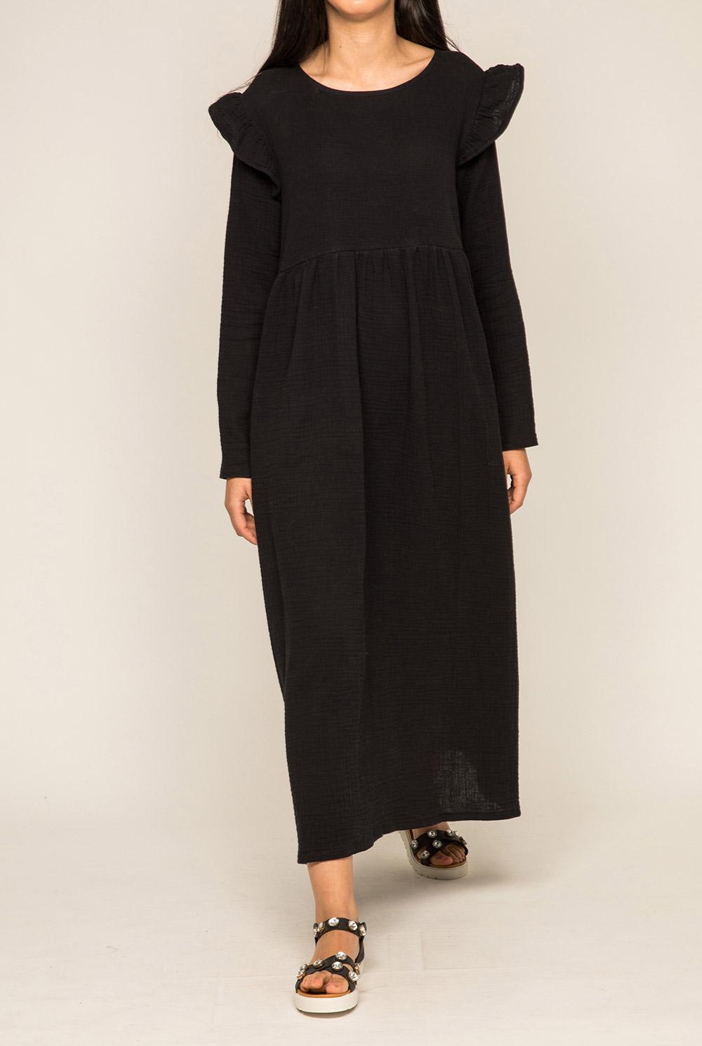 Robe Athènes noire