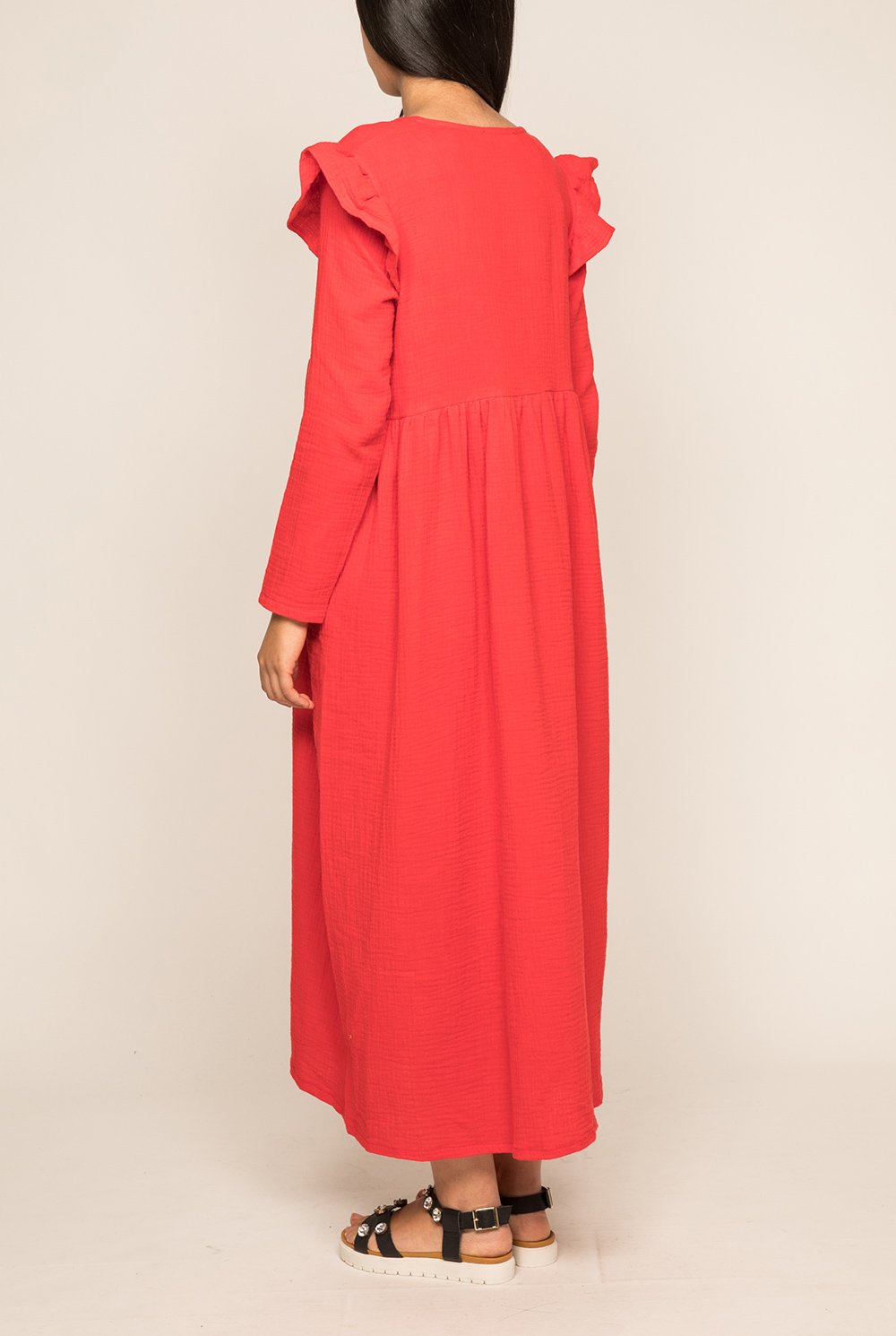 robe Athènes rouge