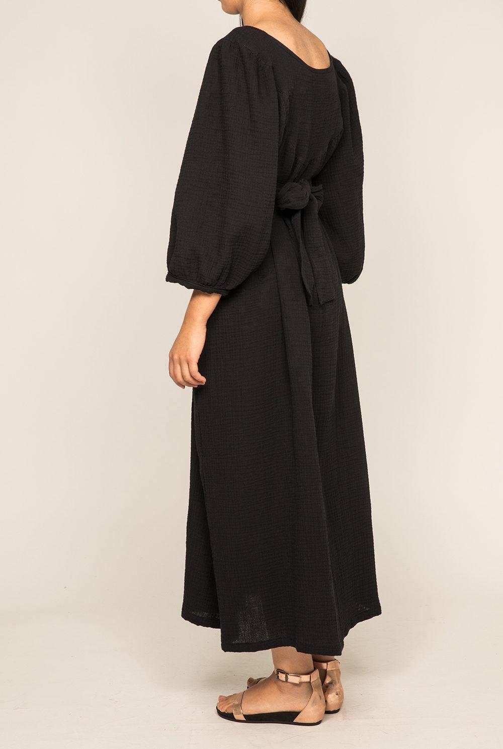 Robe Casablanca noire