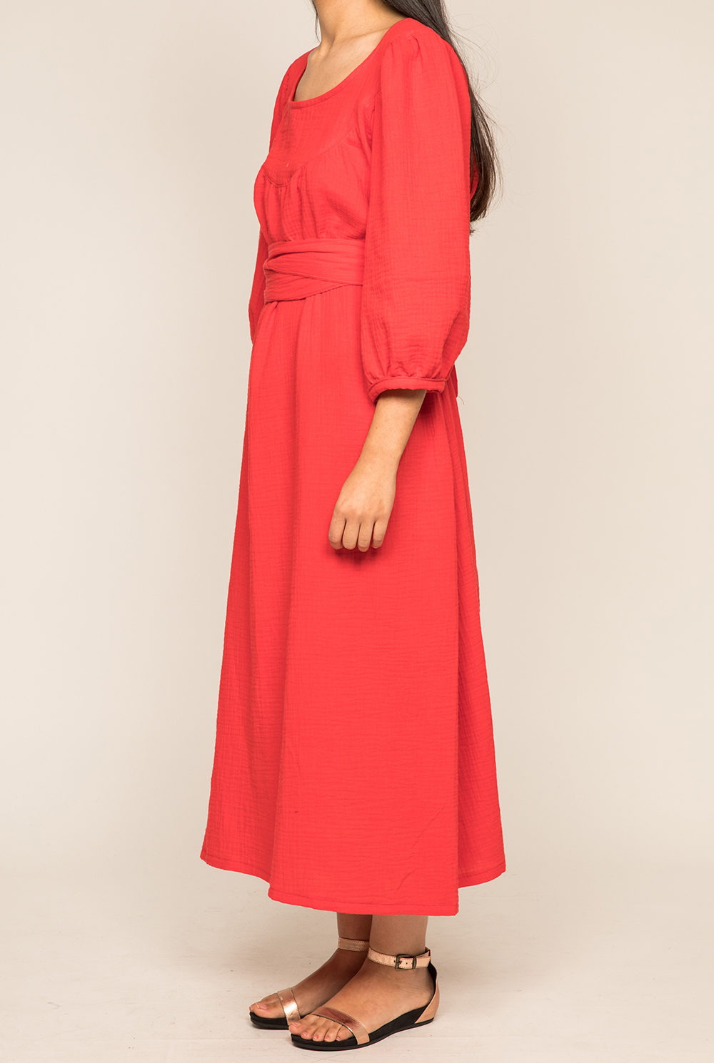 Robe Casablanca rouge
