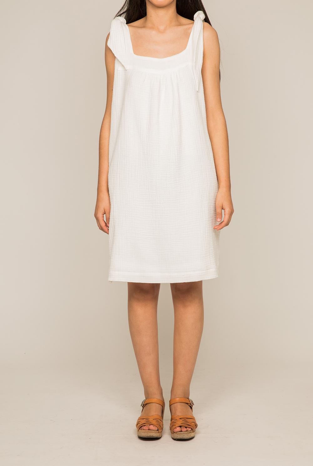 Robe Naples blanche