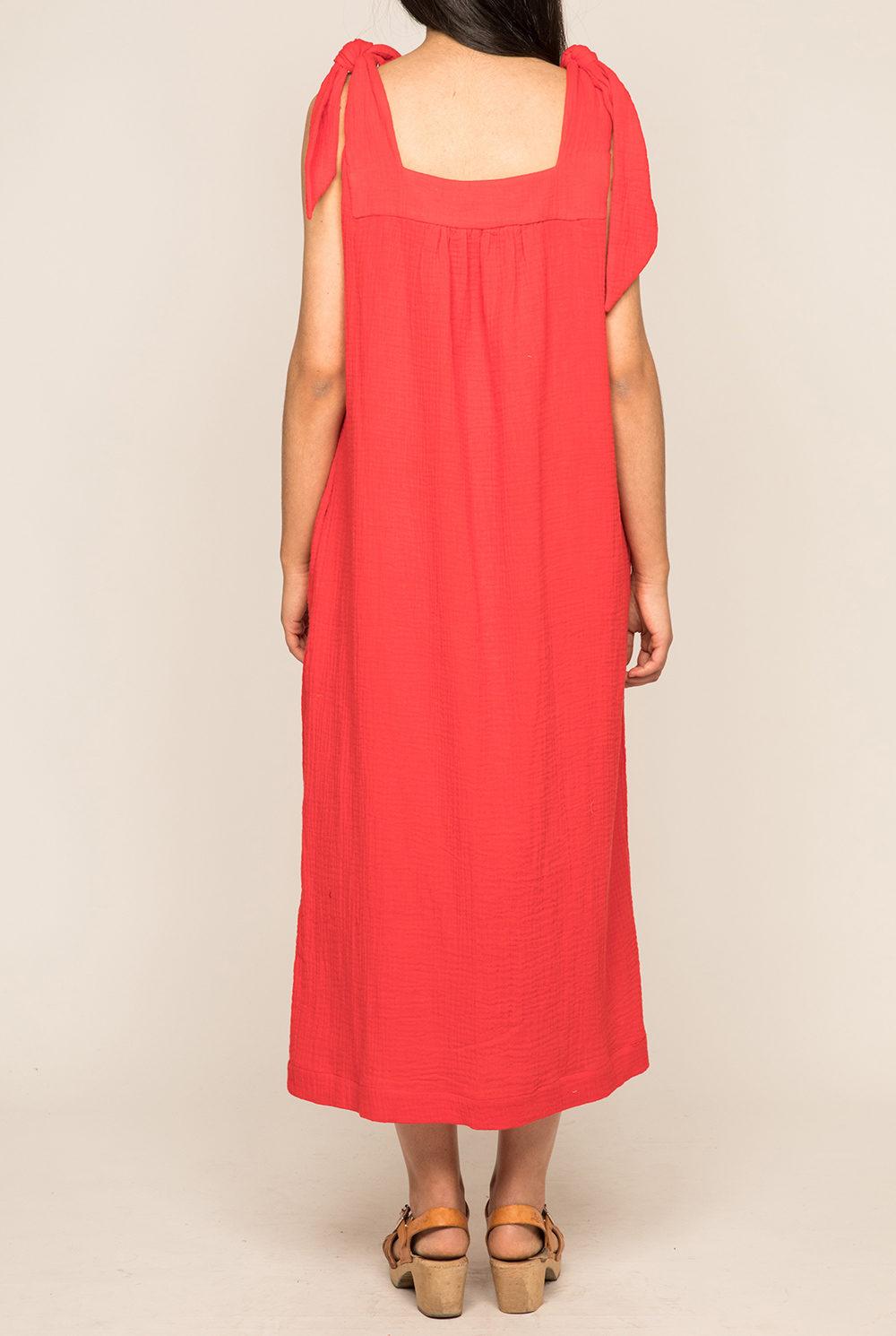 Robe Naples rouge