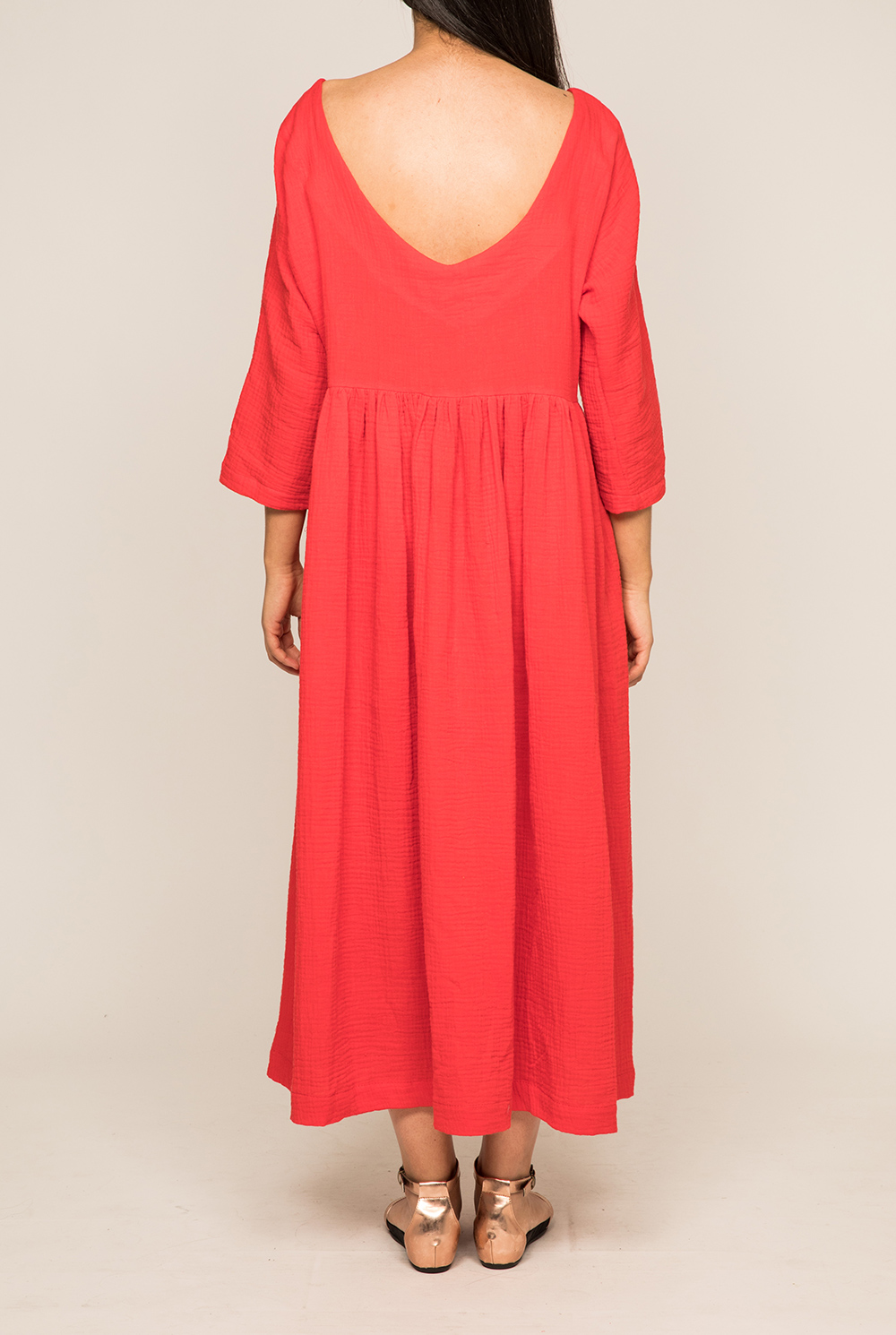 Robe Tanger rouge