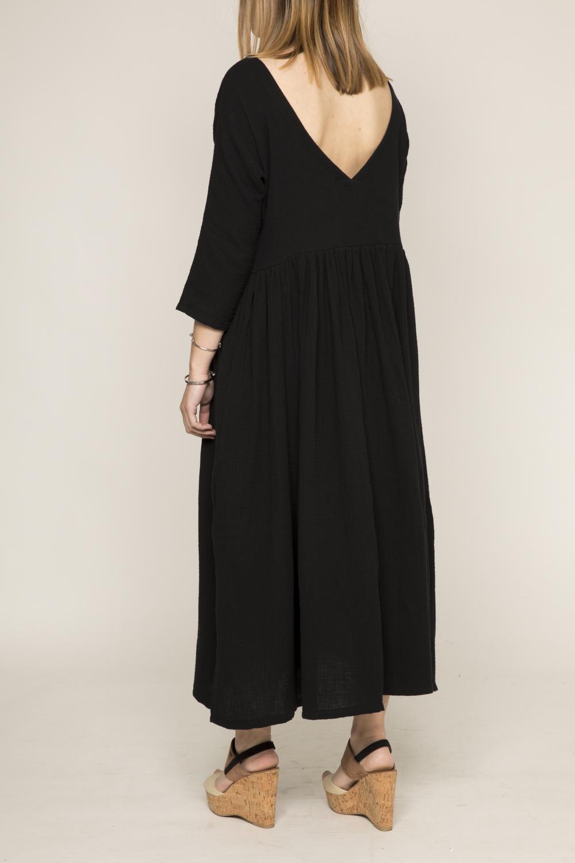 Robe Tanger noire