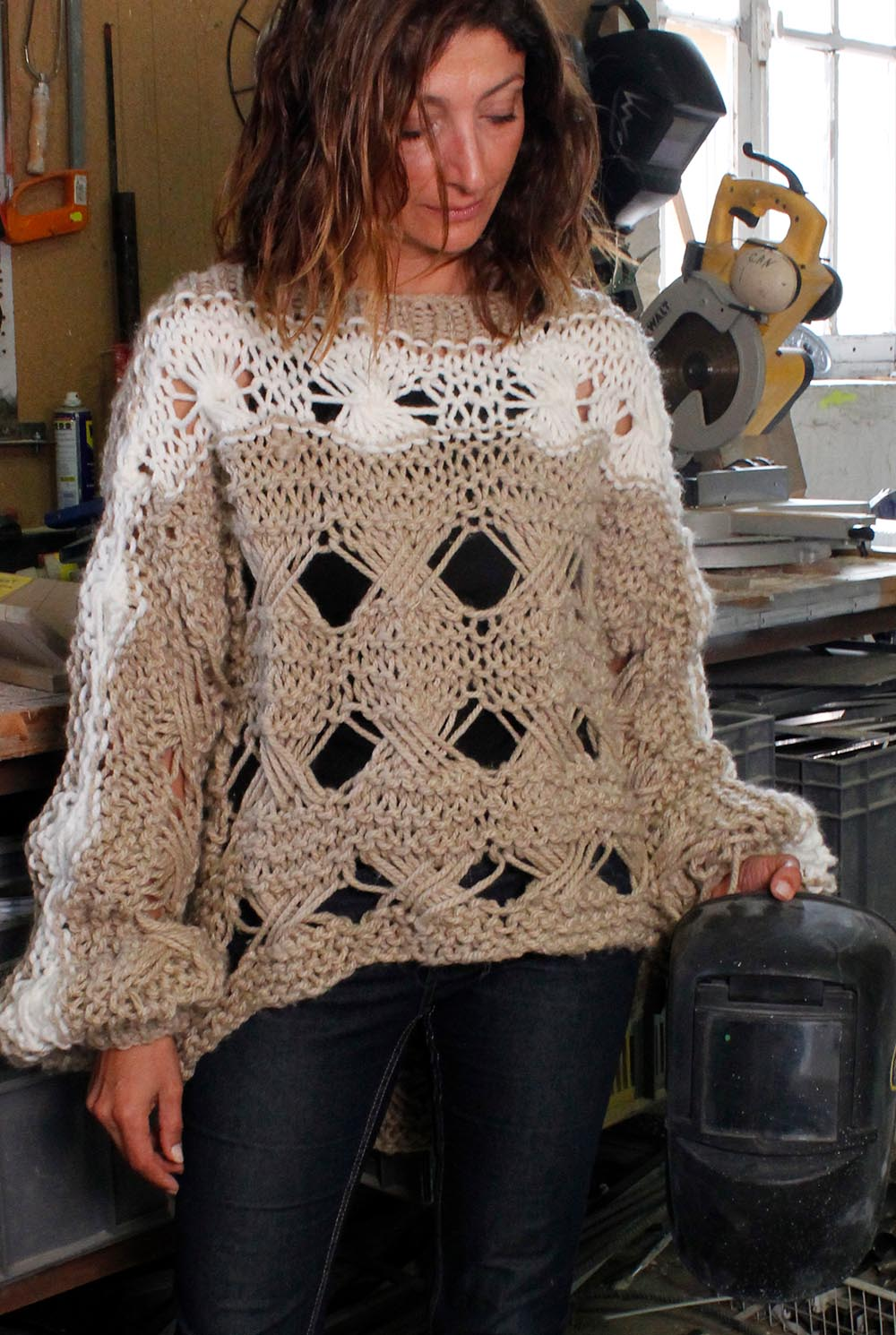 Pull honorine collection hiver 19